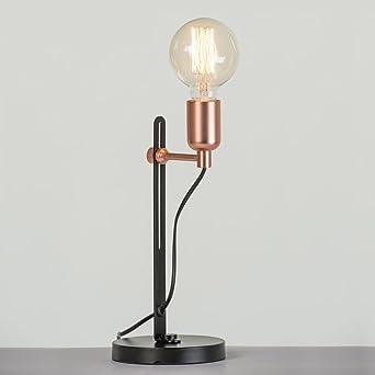 personnalité simple Lampe de chevet Chambre Creative Mode
