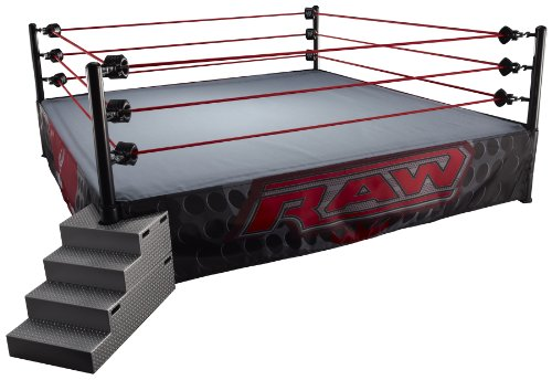 WWE Elite Scale Ring by Mattel