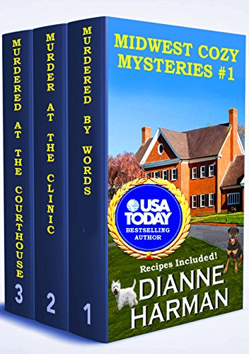Midwest Cozy Mysteries #1 by [Harman, Dianne]