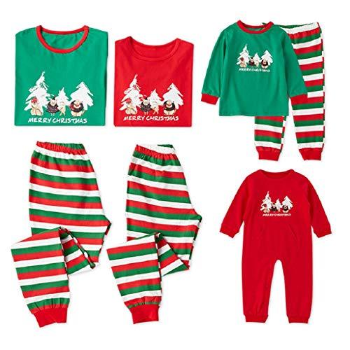 Christmas Family Pajamas Pjs for Women Men Kids Baby Silk Set Fish Avocuddle Toddler Girls 18 Fuzzy Pants di Pants Shortie Pants Girls fie 3t Footed Girls 8t 3g chi Princess Junior Summer Set