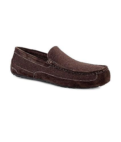 dc84ad0042c UGG Australia Mens Alder Wool Slipper