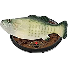 Gemmy Big Mouth Billy Bass the Motion Activated Singing Sensation by