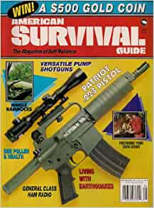 american survival guide magazine pdf