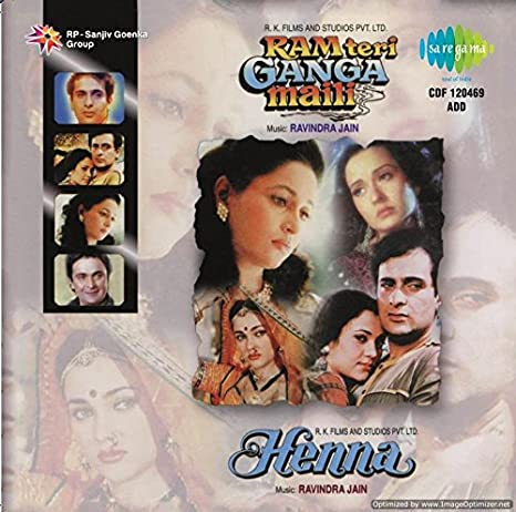 Buy Ram Teri Ganga Maili Henna Online At Low Prices In India Amazon Music Store Amazon In