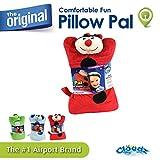 Cloudz Plush On Hand Pillow Pal - Ladybug