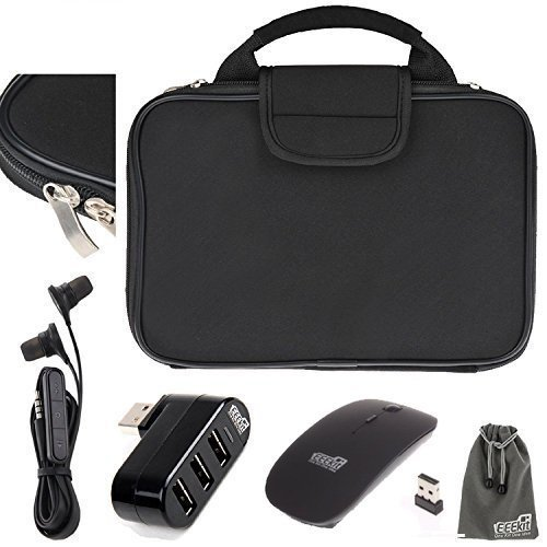 EEEKit 4 in 1 Starter Kit for Microsoft Surface Pro 4, 4 Por