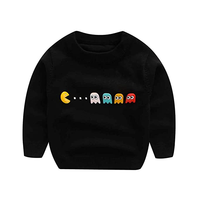 Amazon.com: Townod suéter de punto de algodón puro de manga ...