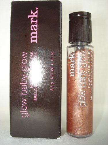 Avon Mark Glow Baby Glow Luxe Hook Up Lip Gloss, 3 g.