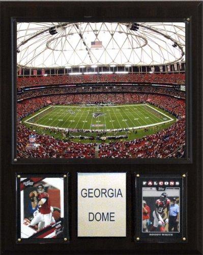 - NFL Georgia Dome Stadium Plaque