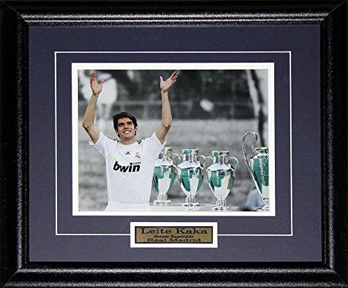 Midway Memorabilia Kaka Leite Real Madrid La Liga Spanish League Soccer Football 8x10 - Kaka Real Madrid