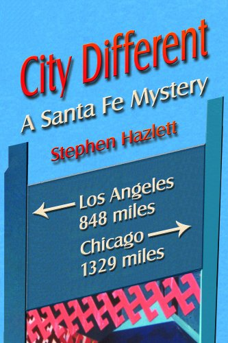 Book: City Different by Stephen Hazlett