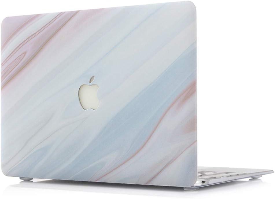 L2W ordinateur portable Accessoires Plastique Housse Marbre D/ésign Cover Motif 61 Coque Rigide pour Apple MacBook Air 13,3 pouces Mod/èle A1466//A1369
