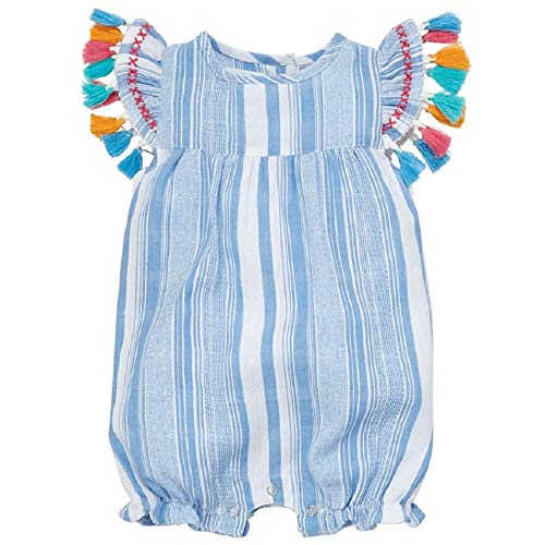 Tassel Bubble - Mud Pie Tassel Bubble Blue