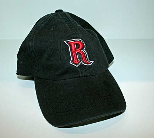 611066c43f4 Rutgers Scarlet Knights Fitted Hats. Zephyr Rutgers University RU Scarlet  Knights Black ...