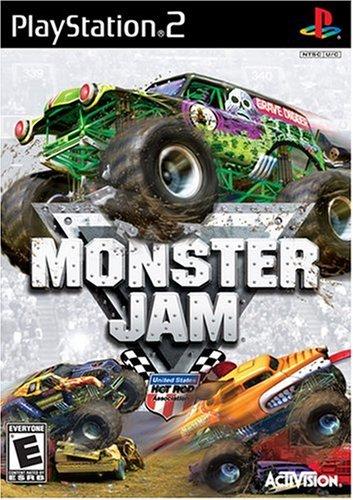 - Monster Jam - PlayStation 2