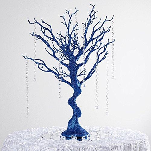 royal blue centerpieces - 3