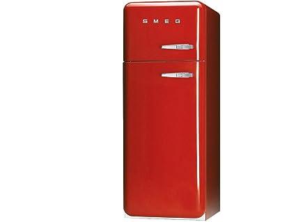 Smeg Kühlschrank Rot : Smeg fab rs kühlschrank a cm höhe kwh jahr