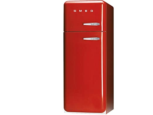 Smeg FAB30RS7 Independiente A+ Rojo nevera y congelador ...