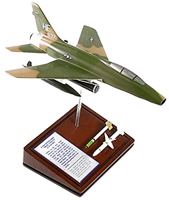 Mastercraft Collection Planes and Weapons Series Lockheed F-100F SUPER SABRE Model Scale:1/46