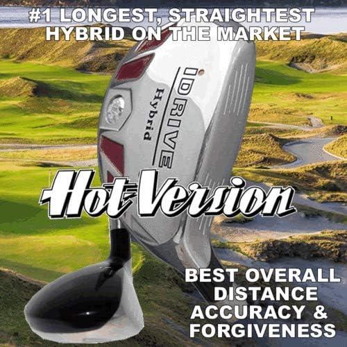 #1 Driving One Iron Wood Hybrid Long Driver Illegal Distance Custom Golf Club With PGA Shaft 51DjiFTU2NL