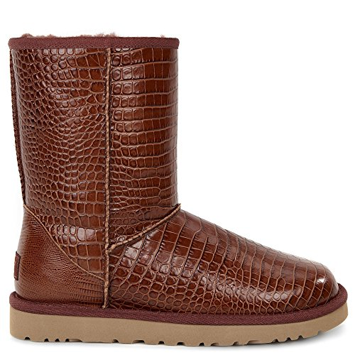 Ugg CLASSIC SHORT CROCO 2017 spice 37