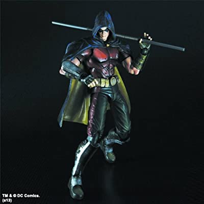 "Square Enix Robin ""Batman Arkham City"", Play Arts Kai"