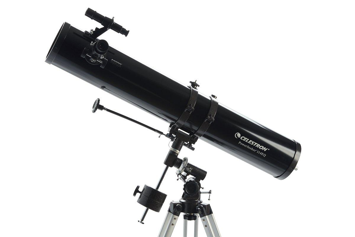 Celestron 21043 PowerSeeker 60EQ Refractor Telescope - Black UK 21043UK Cameras Photography Telescopes