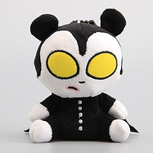 Vampire Teddy Bear 5 Inch Toddler Stuffed Plush Kids Toys (Super Scary Stuff)