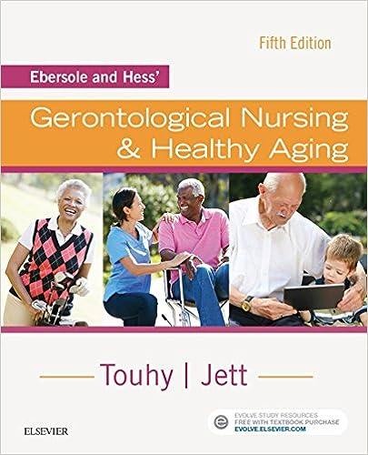 Test bank for gerontologic nursing 5th edition by meiner shop.