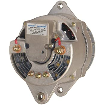 amazon com: new 160 amp leece neville duvac alternator for     on mack alternator  wiring | wiring diagram liries