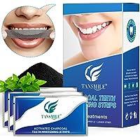 Tansmile Elastic Gel Charcoal Teeth Whitener Strips