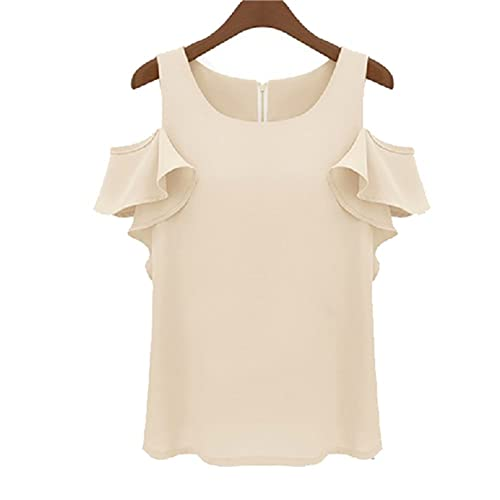 LOBZON - Camisas - Básico - Cuello redondo - para mujer