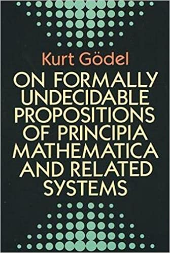 On Formally Undecidable Propositions of
