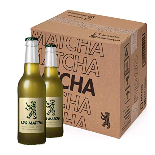 Chá Baer Matcha c/ 12 unidades 350ml