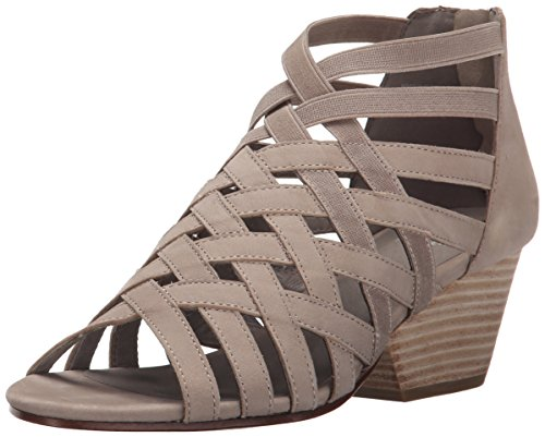 Eileen Fisher Women's Oodle-Nu Dress Sandal, Barley, 8 M US
