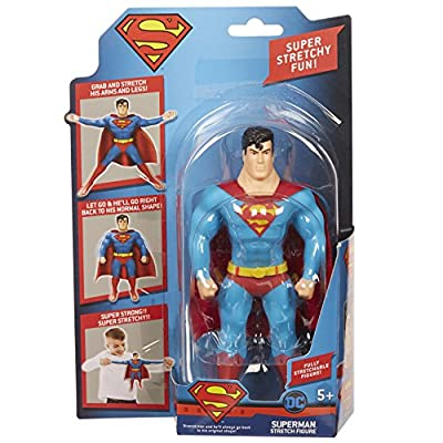 STRETCH ARMSTRONG Justice League Superman: Toys & Games