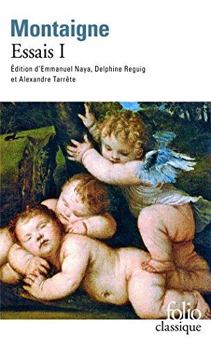 Essais Montaigne (Folio (Gallimard)) (French Edition)