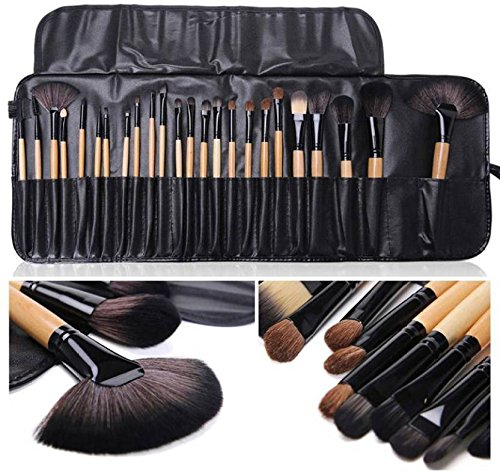 SHIVEXIM Cosmetic Makeup Brush -Set of 24 Pieces
