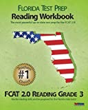 FLORIDA TEST PREP Reading Workbook FCAT 2. 0 Reading Grade 3, Test Master Press Florida Staff, 1463609531