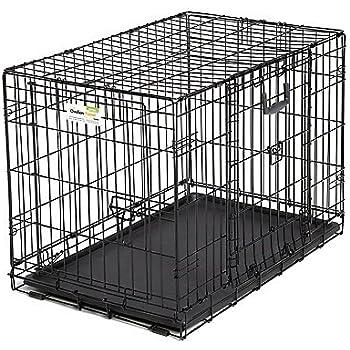 Amazon Com Ovation Trainer Double Door Dog Crate 30