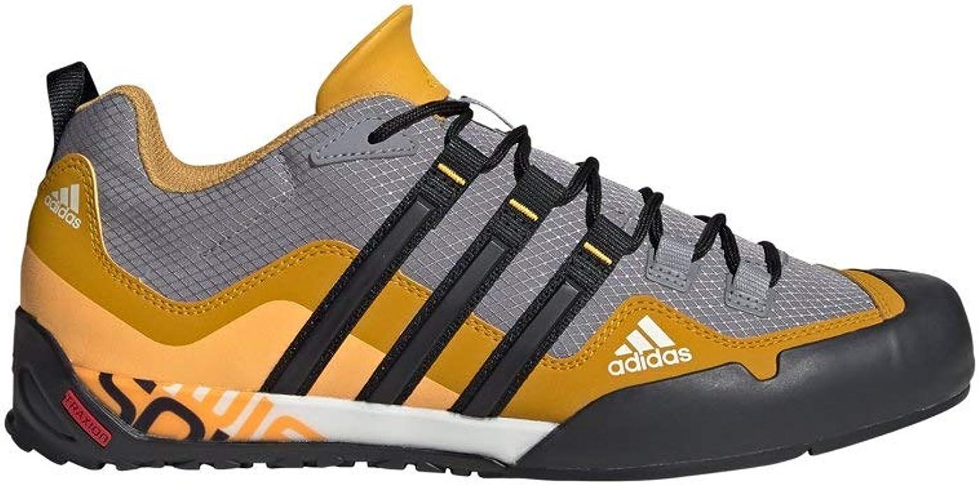 adidas Terrex Swift Solo, Zapatillas de Hiking Unisex Adulto: Amazon.es: Zapatos y complementos