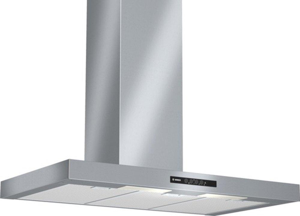 Bosch dwb09w652 serie 2 wandhaube 90 cm hohe lüfterleistung