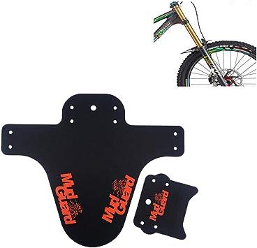 Alian Guardabarros para bicicleta, guardabarros bicicleta para BMX ...