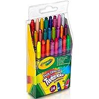 Crayola 24 quilates Mini flexible efectos especiales crayones
