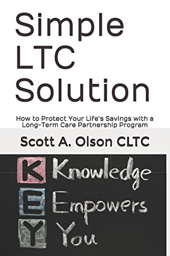 Price comparison product image Simple LTC Solution: How to Protect Your Life's Savings with a Long-Term Care Partnership Program