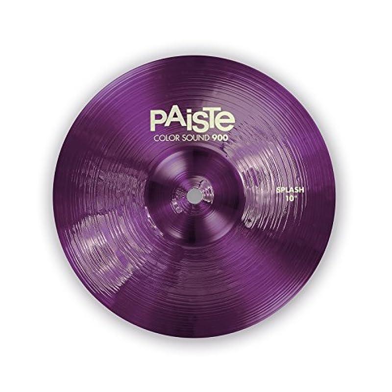 "Paiste 심벌즈 Color Sound 900 Purple Splash 10 """