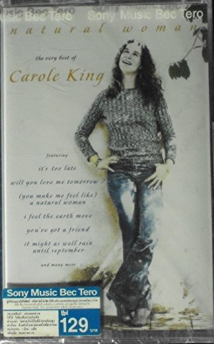 Natural Woman The Very Best Of Carole King