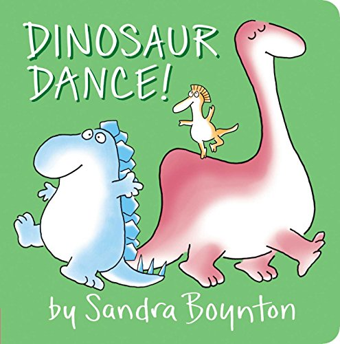 Blue Red Hat Hat (Dinosaur Dance! (Sandra Boynton Board Books))