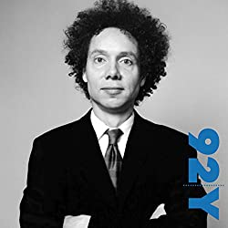 Malcolm Gladwell with Robert Krulwich at the 92nd Street Y