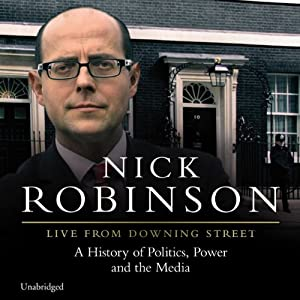 Live from Downing Street Audiobook